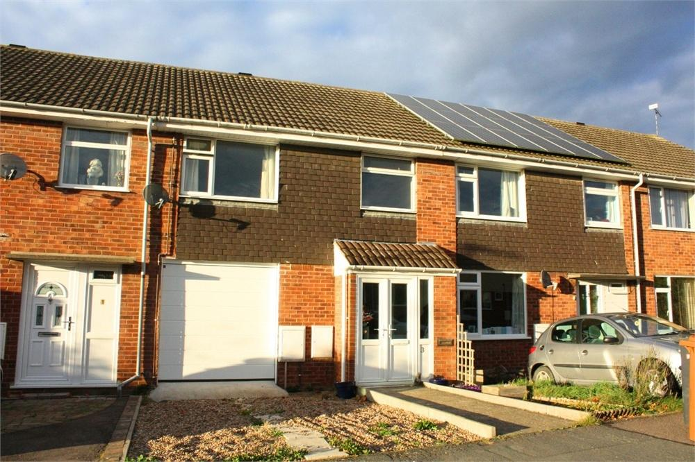 3 Bedrooms Terraced House for sale in 3 Linnet Close, MELTON MOWBRAY
