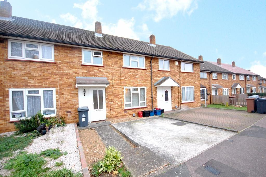 3 Bedrooms Terraced House for sale in Kymswell Road, Stevenage