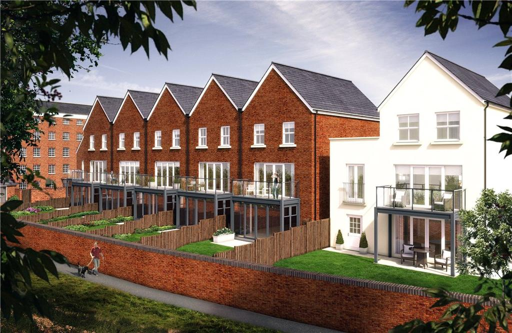 4 Bedrooms Residential Development Commercial for sale in No 4 Otters Holt, Mill Street, Ottery St. Mary, Devon, EX11
