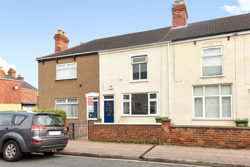 3 Bedrooms Terraced House for sale in Farebrother Street, Grimsby, DN32