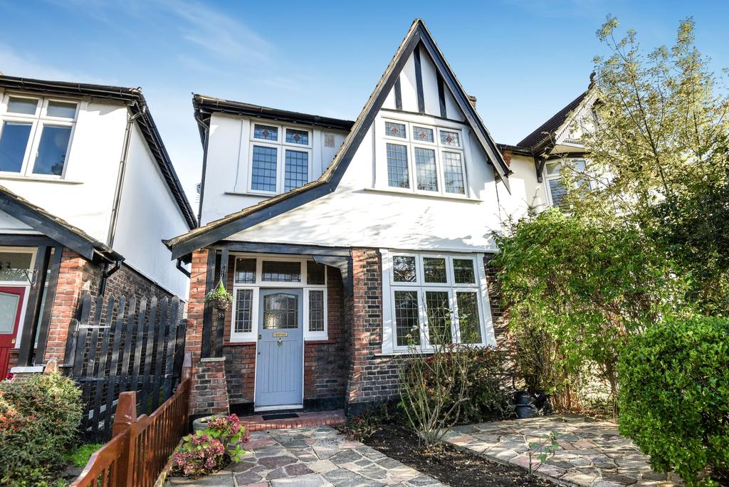 3 Bedrooms End Of Terrace House for sale in Forster Road Beckenham BR3