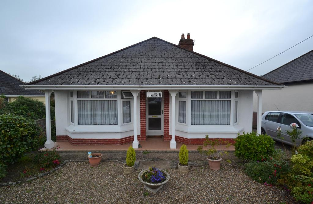 2 Bedrooms Bungalow for sale in Chaddiford Lane, Barnstaple