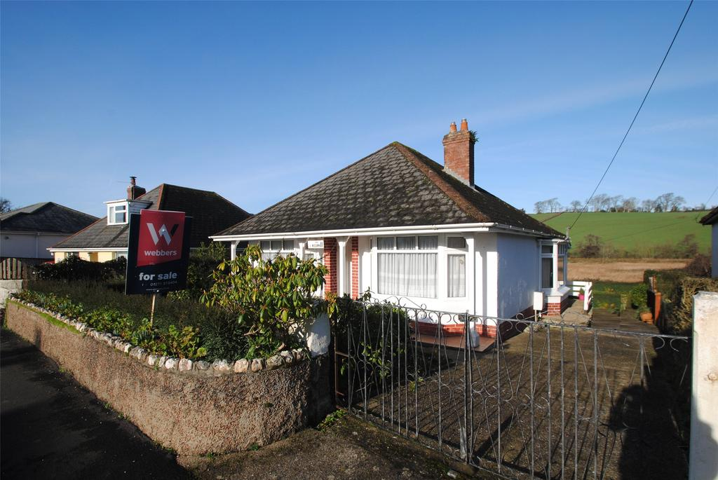 2 Bedrooms Detached Bungalow for sale in Chaddiford Lane, Barnstaple