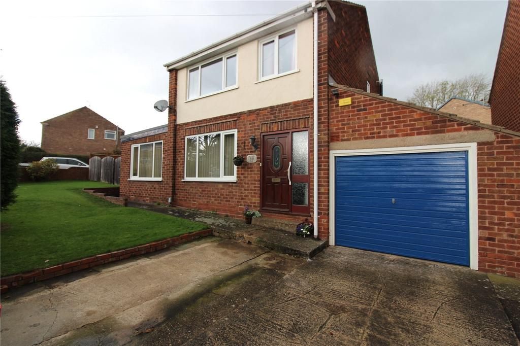 3 Bedrooms Detached House for sale in Richard Road, Darton, Barnsley, S75