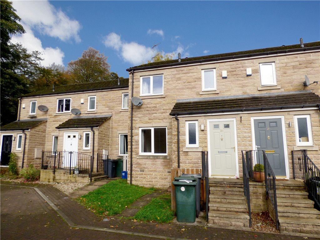 3 Bedrooms Town House for sale in New Stead Rise, East Morton, Keighley, West Yorkshire