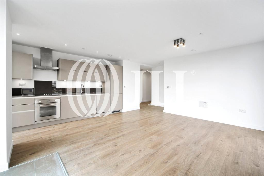 2 Bedrooms Flat for sale in Stratosphere, 55 Great Eastern Road, London, E15