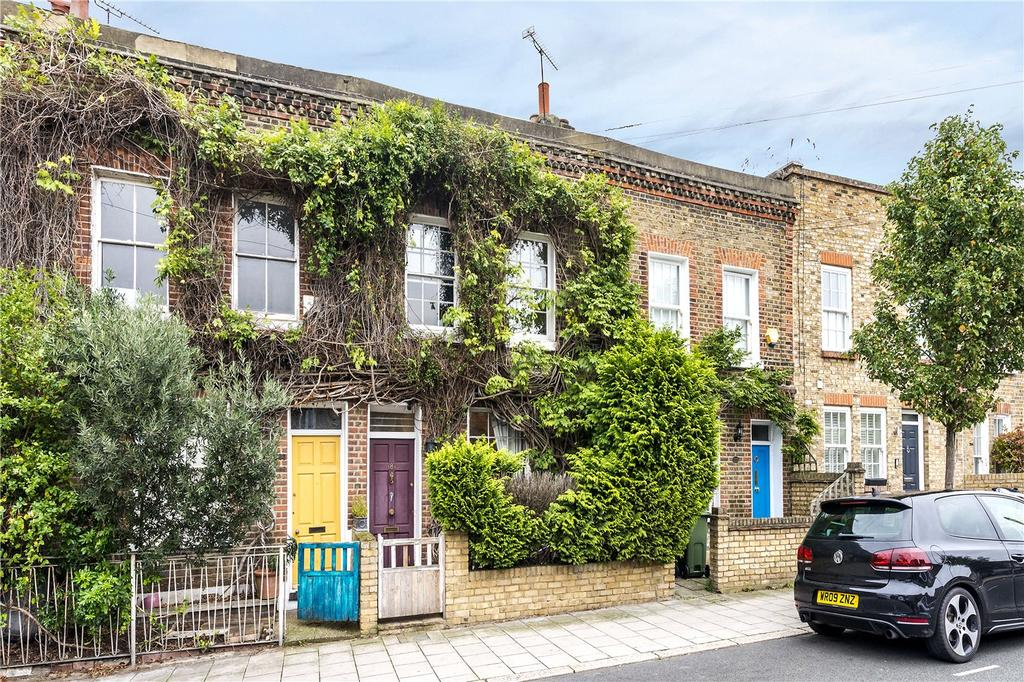 2 Bedrooms Terraced House for sale in Lyham Road, London, SW2