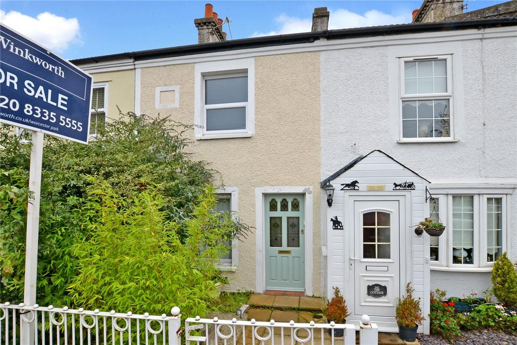 3 Bedrooms Terraced House for sale in Sutton Common Road, Sutton, Surrey, SM3
