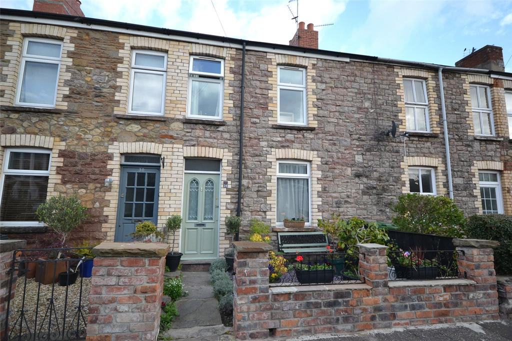 3 Bedrooms Terraced House for sale in Westbury Terrace, Victoria Park, Cardiff, CF5