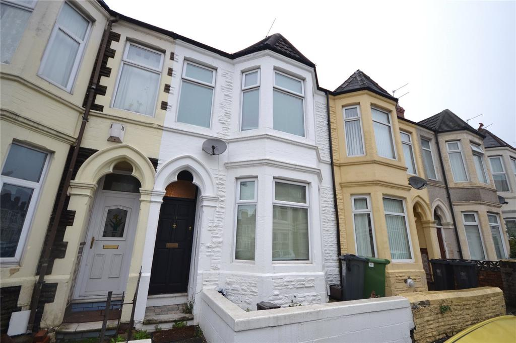 5 Bedrooms Terraced House for sale in Tewkesbury Street, Cathays, Cardiff, CF24