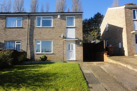 3 bedroom semi-detached house to rent - Esher Court, Northampton