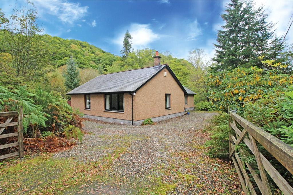 5 Bedrooms Detached Bungalow for sale in Suisgill, Lochard Road, Aberfoyle