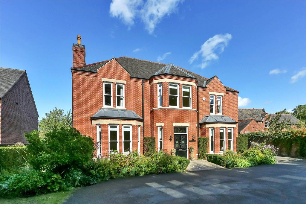 5 Bedrooms Detached House for sale in New Lane, Walton on the Wolds, Loughborough