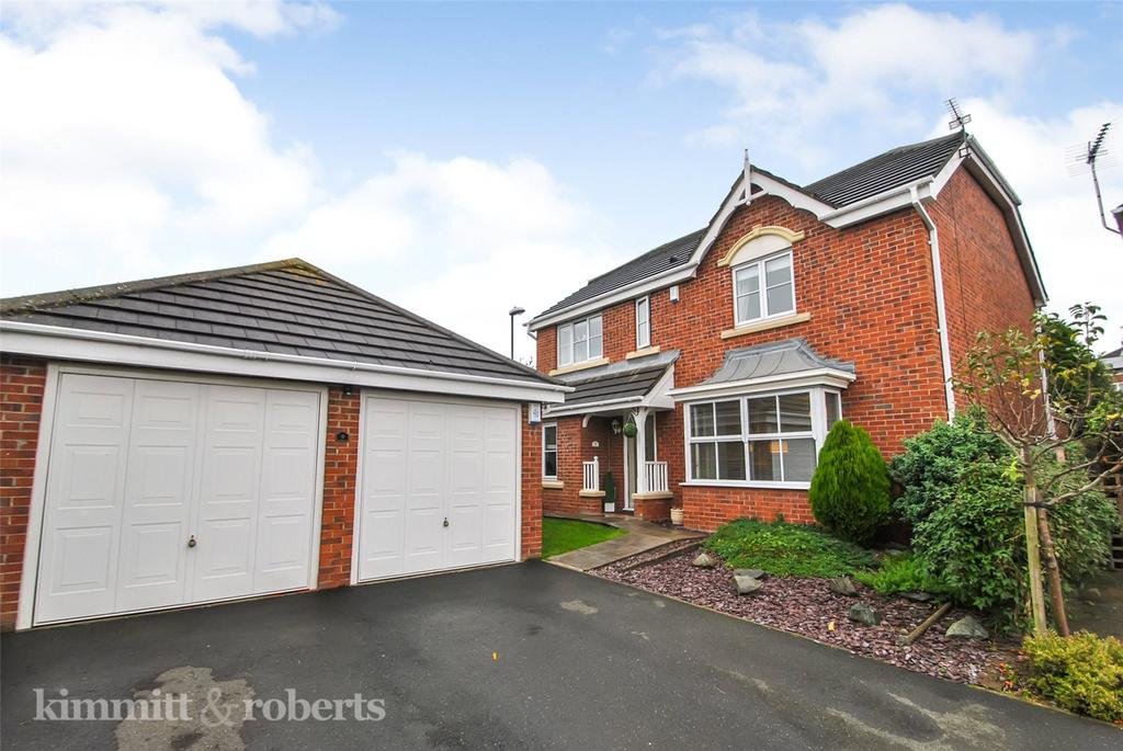 4 Bedrooms Detached House for sale in Bishops Wynd, Houghton le Spring, Tyne and Wear, DH5