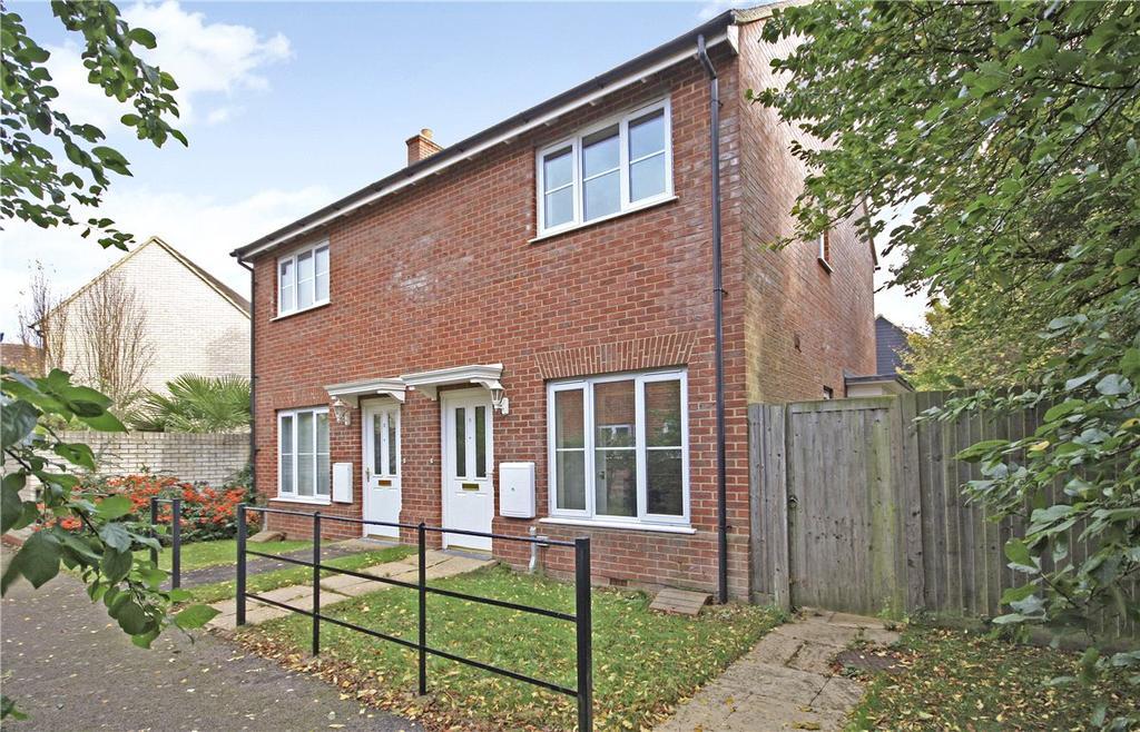 2 Bedrooms Semi Detached House for sale in Grafton Drive, Highfields Caldecote, Cambridge, CB23