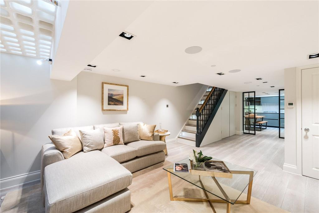 3 Bedrooms Terraced House for sale in Bell Street, London, NW1