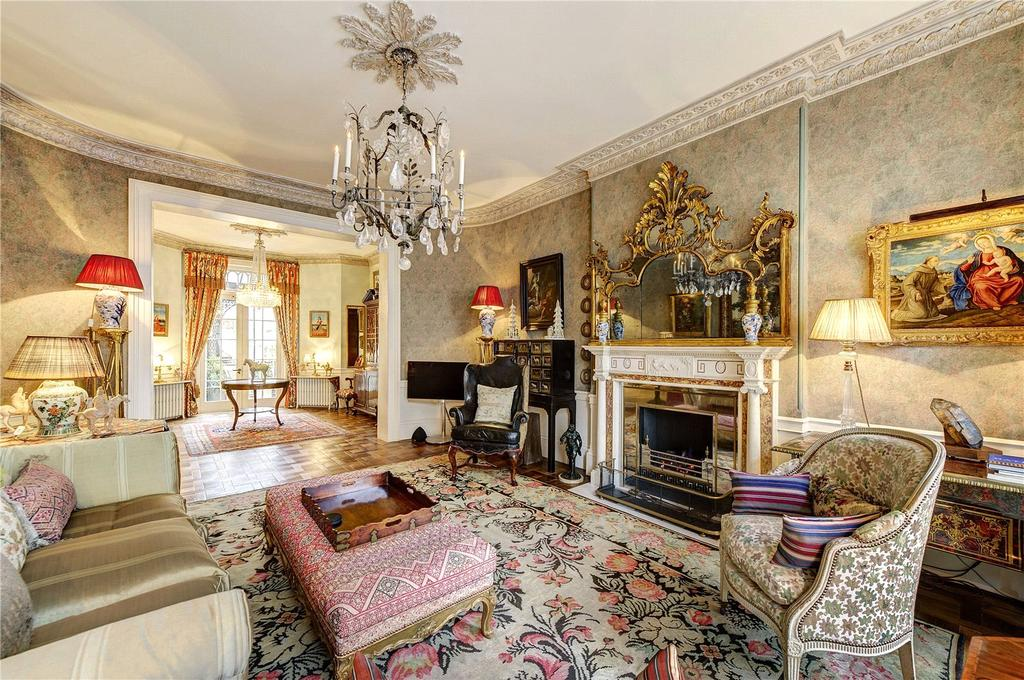 7 Bedrooms Terraced House for sale in Wilton Crescent Kinnerton Street, Belgravia, London, SW1X