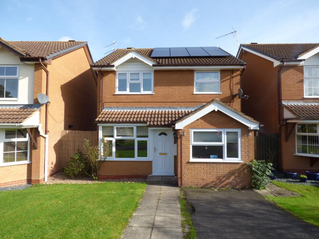 3 Bedrooms Detached House for sale in Hanson Avenue, Shipston-On-Stour