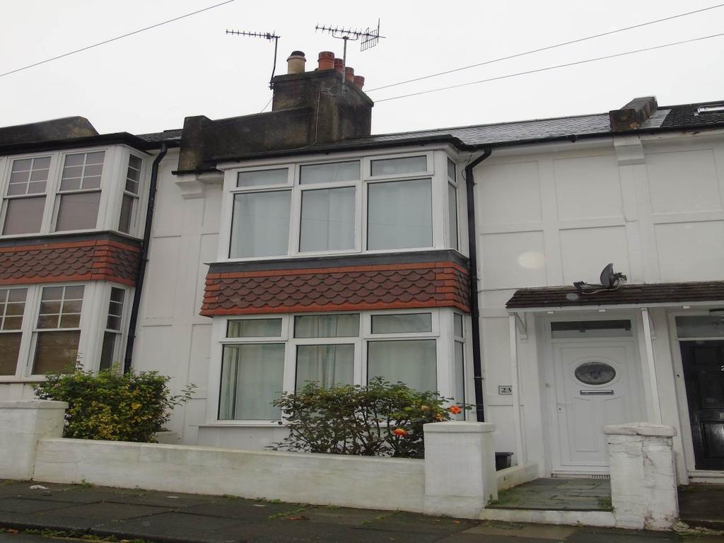 2 Bedrooms House for rent in Scarborough Road, Brighton , East Sussex