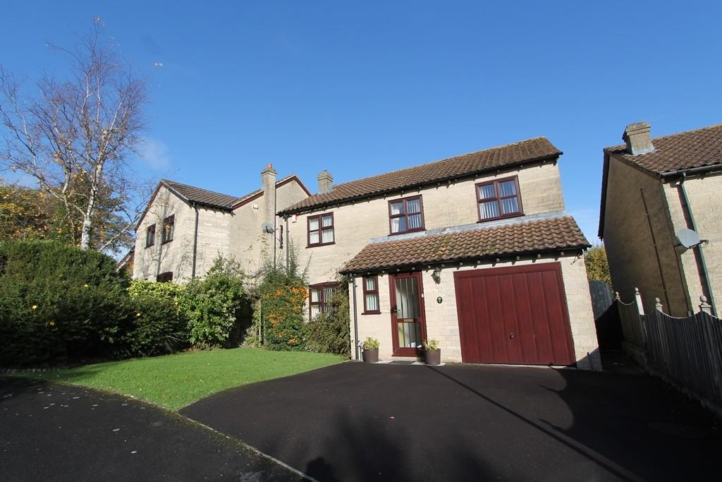 4 Bedrooms Detached House for sale in Maypole Close, Clutton, Bristol