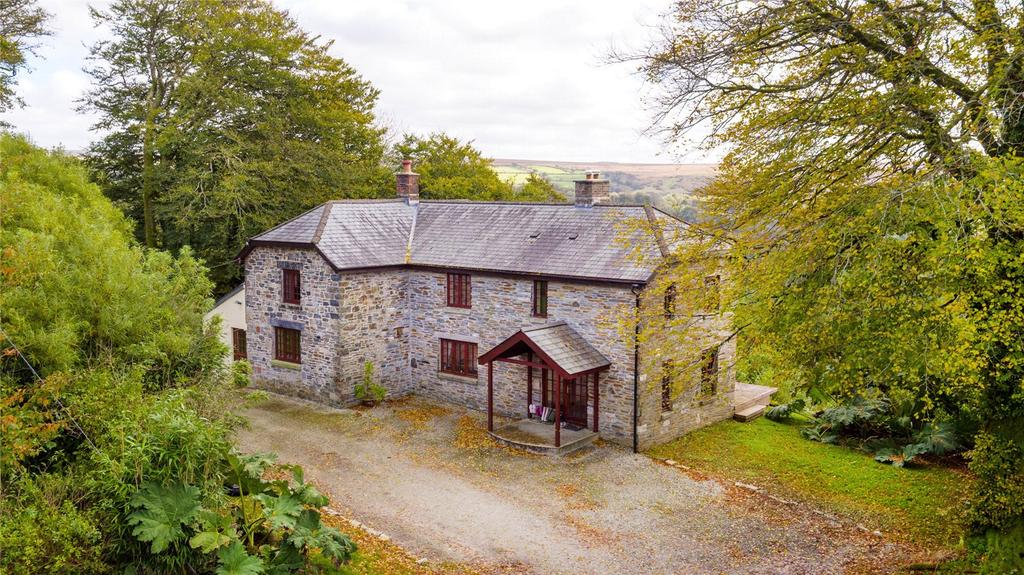 4 Bedrooms House for sale in Lydford, Tavistock, EX20
