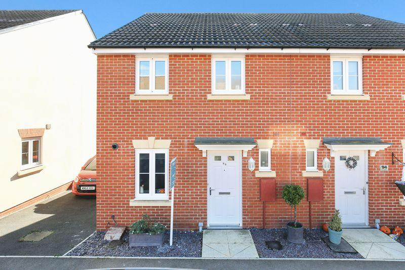 3 Bedrooms Semi Detached House for sale in Ferris Way, Hilperton