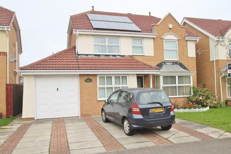 4 Bedrooms Detached House for sale in Bonington Crescent, Billingham