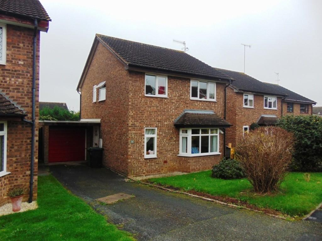 4 Bedrooms Detached House for sale in Birch Avenue, Evesham