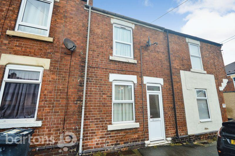 2 Bedrooms Terraced House for sale in Kilnhurst Road, Rotherham