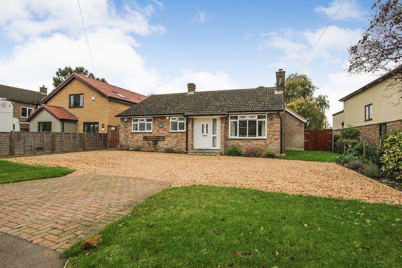 3 Bedrooms Detached Bungalow for sale in Hooked Lane, Wilstead