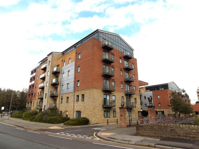2 Bedrooms Apartment Flat for rent in Draymans Court, Ecclesall Road, Sheffield - REDUCED AGENCY FEES FOR NOVEMBER APPLICATION