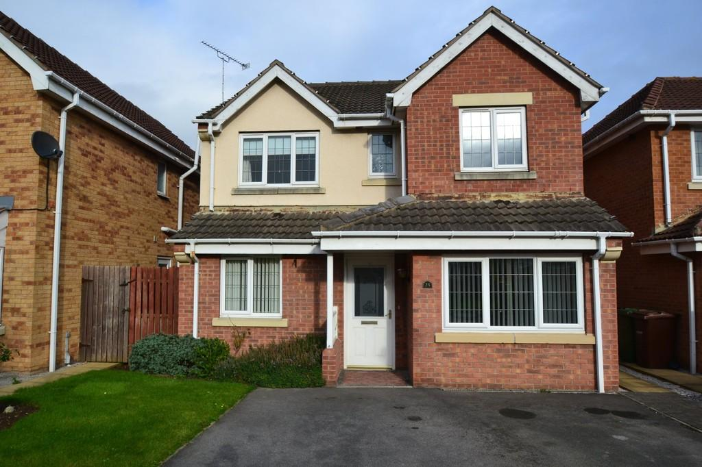 4 Bedrooms Detached House for sale in Avalon Rise, South Elmsall, Pontefract