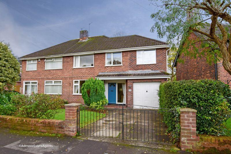 4 Bedrooms Semi Detached House for sale in All Saints Drive, Thelwall