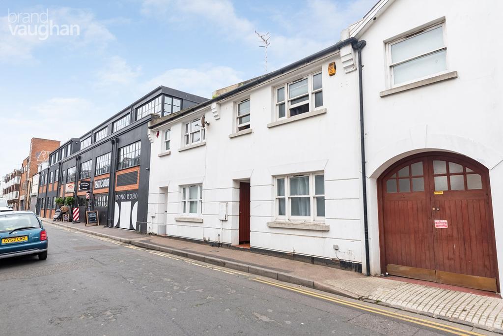 3 Bedrooms Mews House for sale in Vine Street, Brighton, BN1