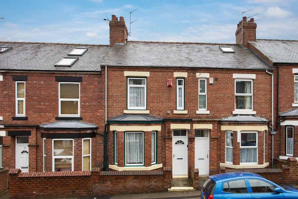 2 Bedrooms Terraced House for sale in Siward Street, York, YO10