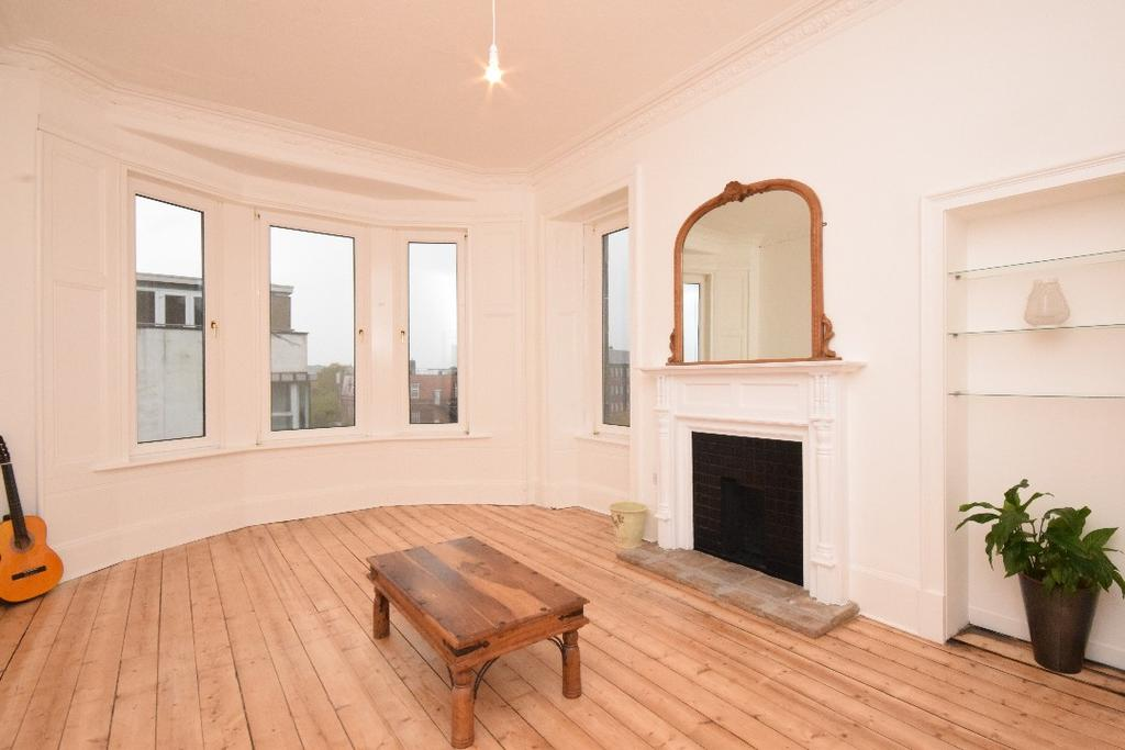 1 Bedroom Flat for sale in Nursery Street, Flat 3/2, Strathbungo, Glasgow, G41 2PL