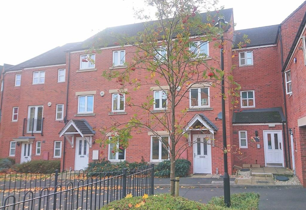 3 Bedrooms Town House for sale in Clarkes Court, Banbury