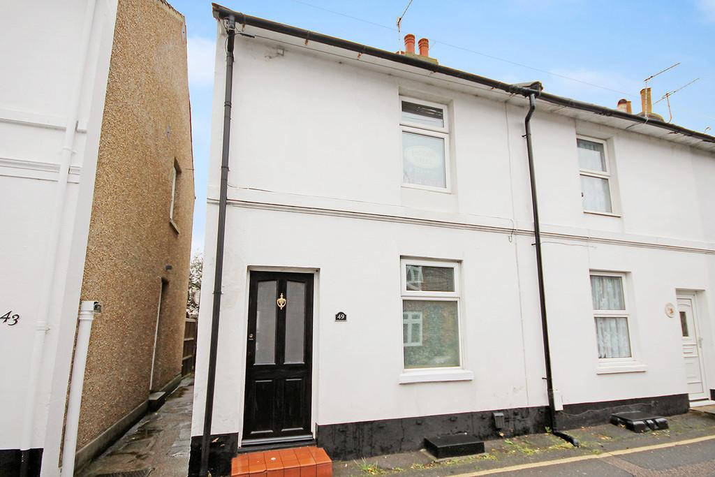 2 Bedrooms End Of Terrace House for sale in West Street, Shoreham-by-Sea, BN43 5WF