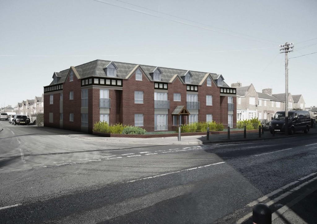 2 Bedrooms Penthouse Flat for sale in Kepier Crescent, Durham