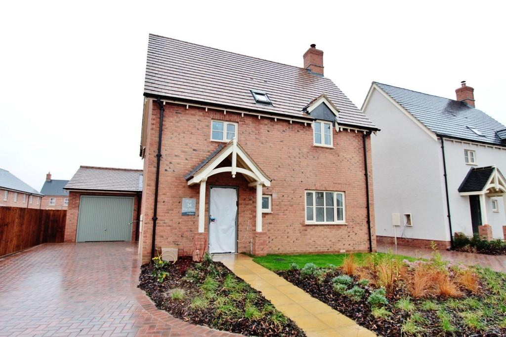 3 Bedrooms Detached House for sale in Measham Road, Appleby Magna