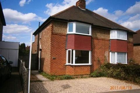 3 bedroom semi-detached house to rent - Chestnut Avenue, Kettering