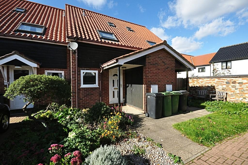 2 Bedrooms Terraced House for sale in Riverside Maltings, Diss
