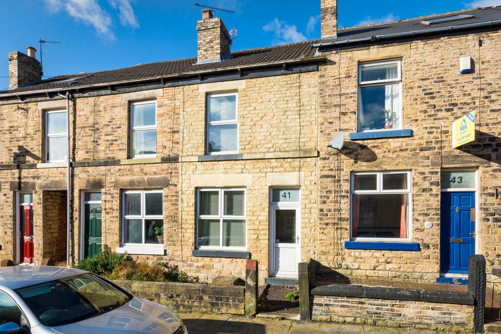 3 Bedrooms Terraced House for sale in Tasker Road, Crookes, Sheffield