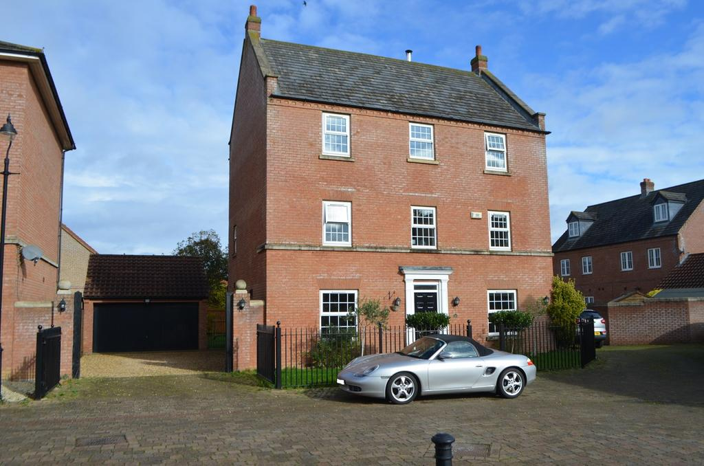 6 Bedrooms Detached House for sale in Nursery Close, Potton, SG19