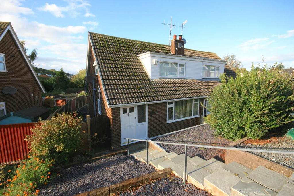 3 Bedrooms Semi Detached House for sale in 52 Bryn Castell, Conwy, LL32 8LF