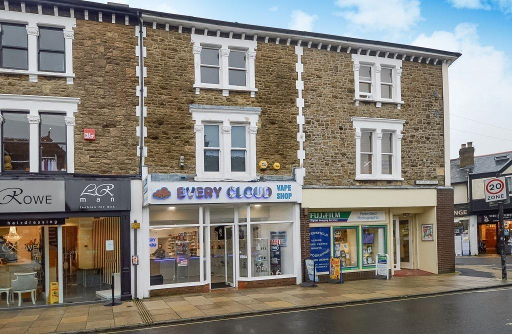 1 Bedroom Flat for sale in Lavant Street, Petersfield, GU32
