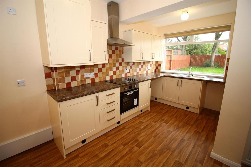3 Bedrooms End Of Terrace House for sale in The Quadrant, North Shields