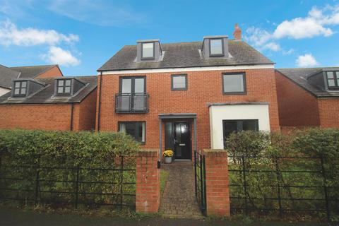 5 bedroom detached house for sale - Rosebrough Road, Newcastle Upon Tyne