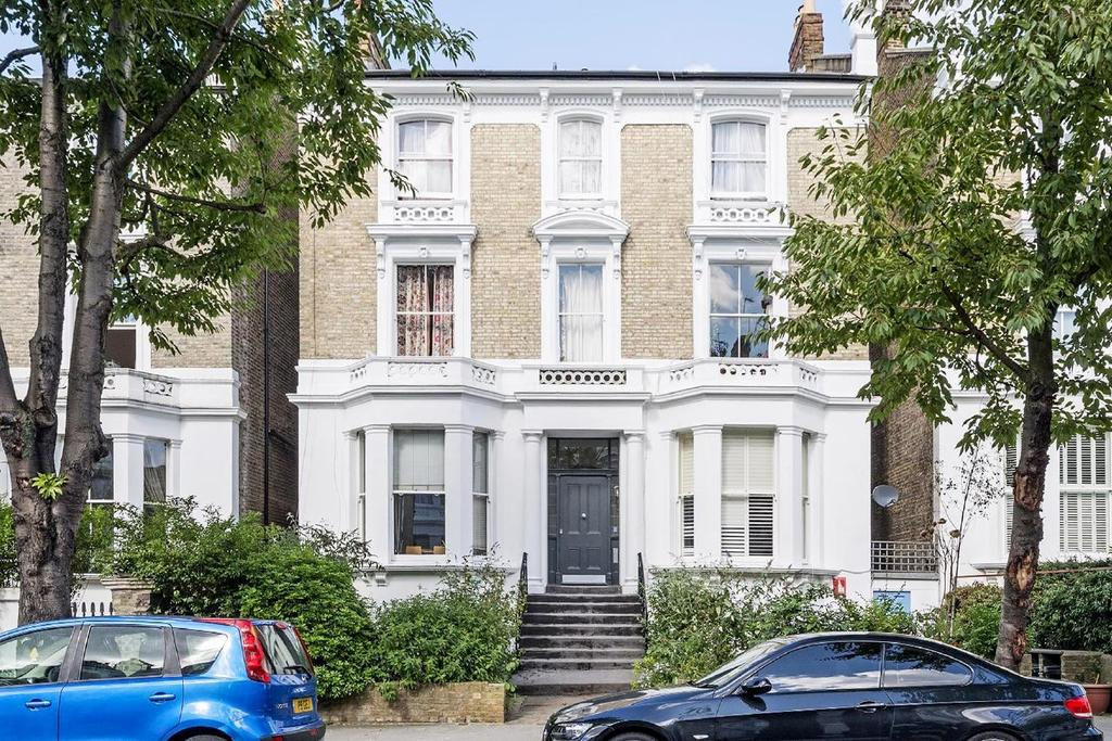 2 Bedrooms Flat for sale in Oxford Gardens, Notting Hill