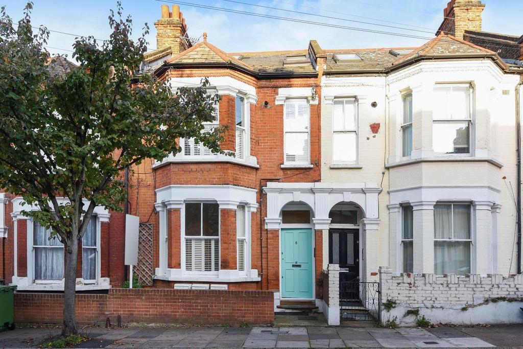 2 Bedrooms Flat for sale in Netherford Road, Clapham